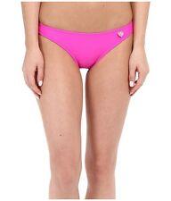 Body Glove Women's Pink Smoothies Basic Bikini Bottom 3818 Size M