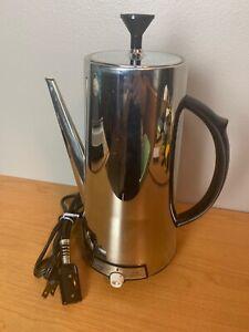 Vintage Sunbeam Coffeemaster Percolator VAP75 Fully Automatic Coffee or Tea