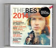 (HX430) Mojo presents The Best of 2014 - January 2015 Mojo CD