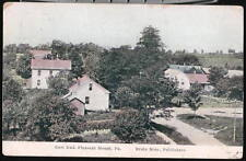 PLEASANT MOUNT PA Wayne Co East End Antique Mt Postcard
