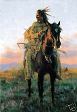 """LAST RAYS OF THE SUN"" LIMITED EDITION PRINT BY HOWARD TERPNING"