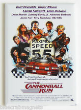 Cannonball Run FRIDGE MAGNET (2 x 3 inches) movie poster burt reynolds