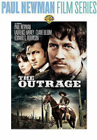 The Outrage-Warner DVD-Region 1-Paul Newman-Laurence Harvey