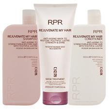 RPR Rejuvenate My Hair Shampoo & Conditioner & Treatment TRIO PACK Cruelty Free