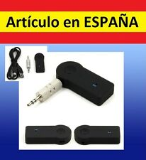 MANOS LIBRES bluetooth TRANSMISOR  coche cargador iPod mp3 mp4 reproductor radio