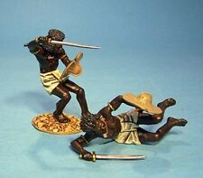John Jenkins Designs Soldiers MAD-03 First Sudan War Beja Warrior Casualties 1