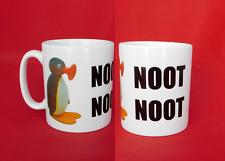 Pingu Noot Noot Meme 10oz Mug Internet Tumblr Reddit Funny