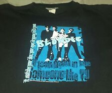 Blondie Looks Good in Blue Self Titled Reprint Circa 2005 Shirt Xl New Wave