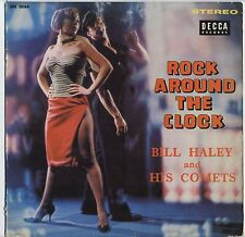 Bill Haley And His Comets - Rock Around The Clock JAPAN LP with INNER SLEEVE