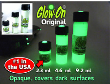 Glow-On® ORIGINAL Super Glow Paint for Gun Night Sights 2.3 ml  vial.