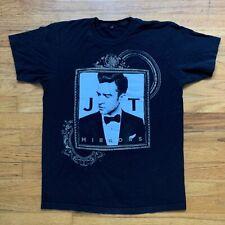Justin Timberlake Vintage Mirrors Shirt M 2013