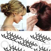 Hair Twist Spiral Clip Pins Spin Wedding Bridal Barrette Accessories Screw Pin