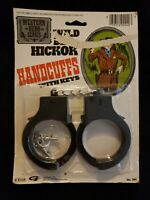 Vintage 1982 Wild Bill Hickok Handcuff Set Carded
