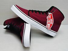 Vans Men's 106 Hi Port Royale Black VN-0RQM5U8 Size 11.5