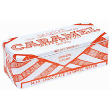 Gillian Kyle Tunnock's Caramel Wafer Biscuit Long Deep Rectangular Tin