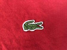 Original Lacoste REGULAR FIT Pima Cotton Men's V-neck Rare T-shirt FR-7 US 2XL