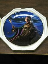 """New listing """" Wisdom of the Ages """" Collector Plate Royal Doulton Ha3054 Charles Frizzell"""