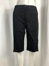 Jamie Sadock Black Bermuda Shorts, Women's Size 8