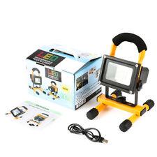 4000LM Rechargeable Portable 24 LED 30W Work Light Flood light Spotlight Lamp