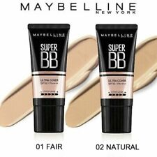 Maybelline New York Super Mineral BB Cover SPF 50 / PA ++++ 30 ml