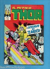 SUPER EROI - IL MITICO THOR - CORNO -N.10- 17 AGOSTO 1971 - DI RESA