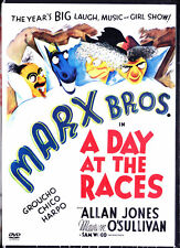 A DAY AT THE RACES (DVD) (1937) Marx Brothers Comedy UK COMPATIBLE