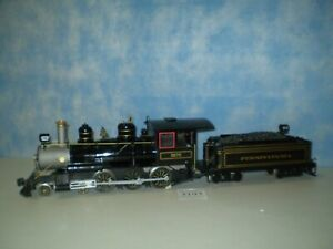 Bachmann Liberty Bell Limited Pennsylvania R.R. 9670 Locomotive & Tender G Scale