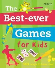 The Best Ever Games for Kids Kemp, Jane, Walters, Clare Paperback