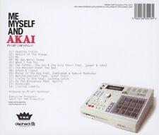 MICALL PARKNSUN - ME MYSELF AND AKAI   CD NEU