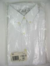 Van Heusen for Her Women's Shirt Size Small White Short Sleeve Button Down