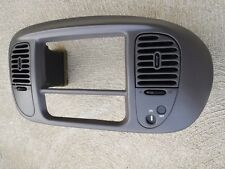 1997 1998 1999 2000 2001 2002 FORD F150 EXPEDITION BEZEL DASH INSERT TRIM GRAY