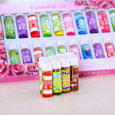 24 Pcs/Set 12 Various Scents Essential Oils 5ML Each Bottle Aroma Therapy