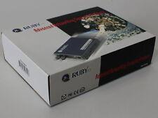 03-53-01945 Media Converter rubytech fe-c107st p0c107tk-rue 100 basetx 100 basest