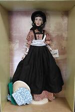 Franklin Mint GWTW Scarlett Doll Battlefield LE/750 3 HATS VERY RARE