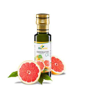 Certified Organic Infused Citrus Grandis Peel Cosmetic Oil 100ml Biopurus