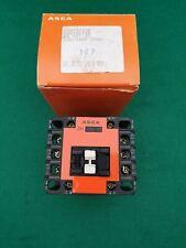 ASEA EH 22C-22 Contactor 240 voltios bobina 43 Amp Continuo