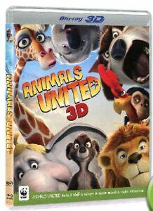 Animals United (3D) (Blu-Ray) 22041 MONDO HOME ENTERTAINMENT