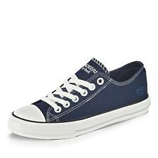 Dockers Damen Sneaker Schnürschuhe Sommerschuhe Freizeitschuhe Schuhe Mode