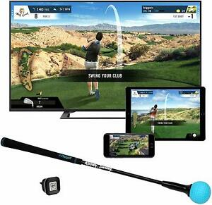 NEW PHIGOLF Mobile Golf Simulator 2019-2020 WGT Edition FREE Shipping