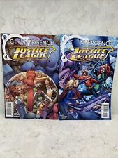 New listing Justice League Convergence 1 & 2 Complete Set of 2