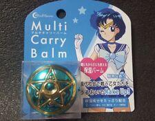 Sailor Moon Multi Carry Balm Sailor Mercury BANDAI New Appearance Made in JAPAN