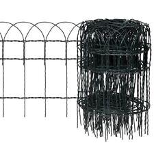 Expandable Garden Lawn Edging Border Fence 25m X .4m