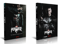 The Punisher Season 1-2(6discs)U.S. fast delivery