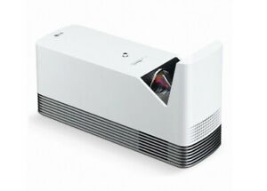 LG HF85LA Ultra Short Throw 120in LED Home Projector DLP FHD 1500 Ansi WiFi Ups