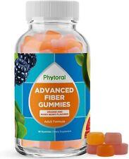 Prebiotic Fiber Gummy Vitamins for Adults - Soluble Fiber Gummies for Adults ...