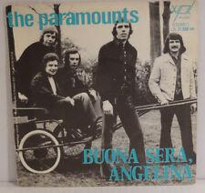 """THE PARAMOUNTS - Buona Sera, Angelina / Hop Skip and Jump > Single 7""""Vinyl"""