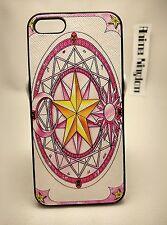 USA Seller Apple iPhone  5 / 5s / SE  Anime Phone case cardcaptor sakura Card
