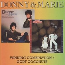 Donny and Marie - Osmond - Winning Combination - Goin Coc - CD - New