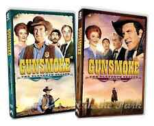 Gunsmoke: Western TV Series Complete Season 11 Volumes 1 & 2 Box/DVD Set(s) NEW!