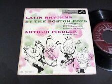 Rare ANDY WARHOL Cover Art ARTHUR FIEDLER Latin Rhythms RCA ERA-25 45-EP